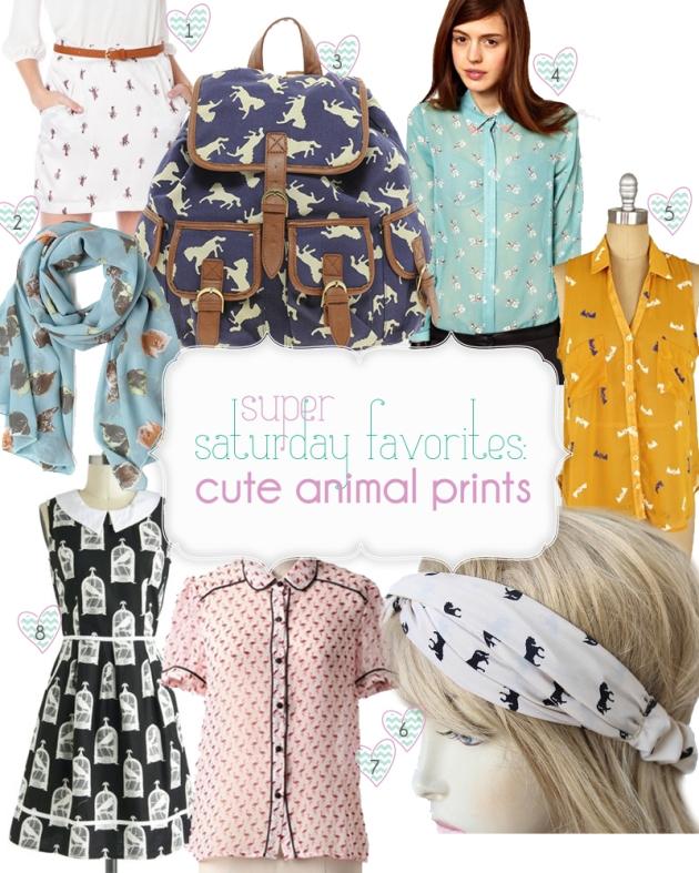 animal-prints-favorites