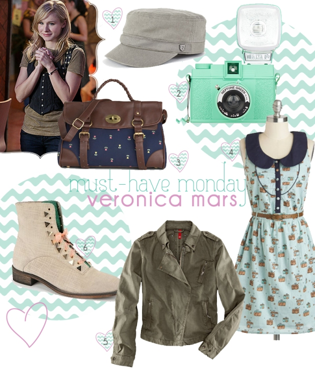 veronica-mars-must-haves